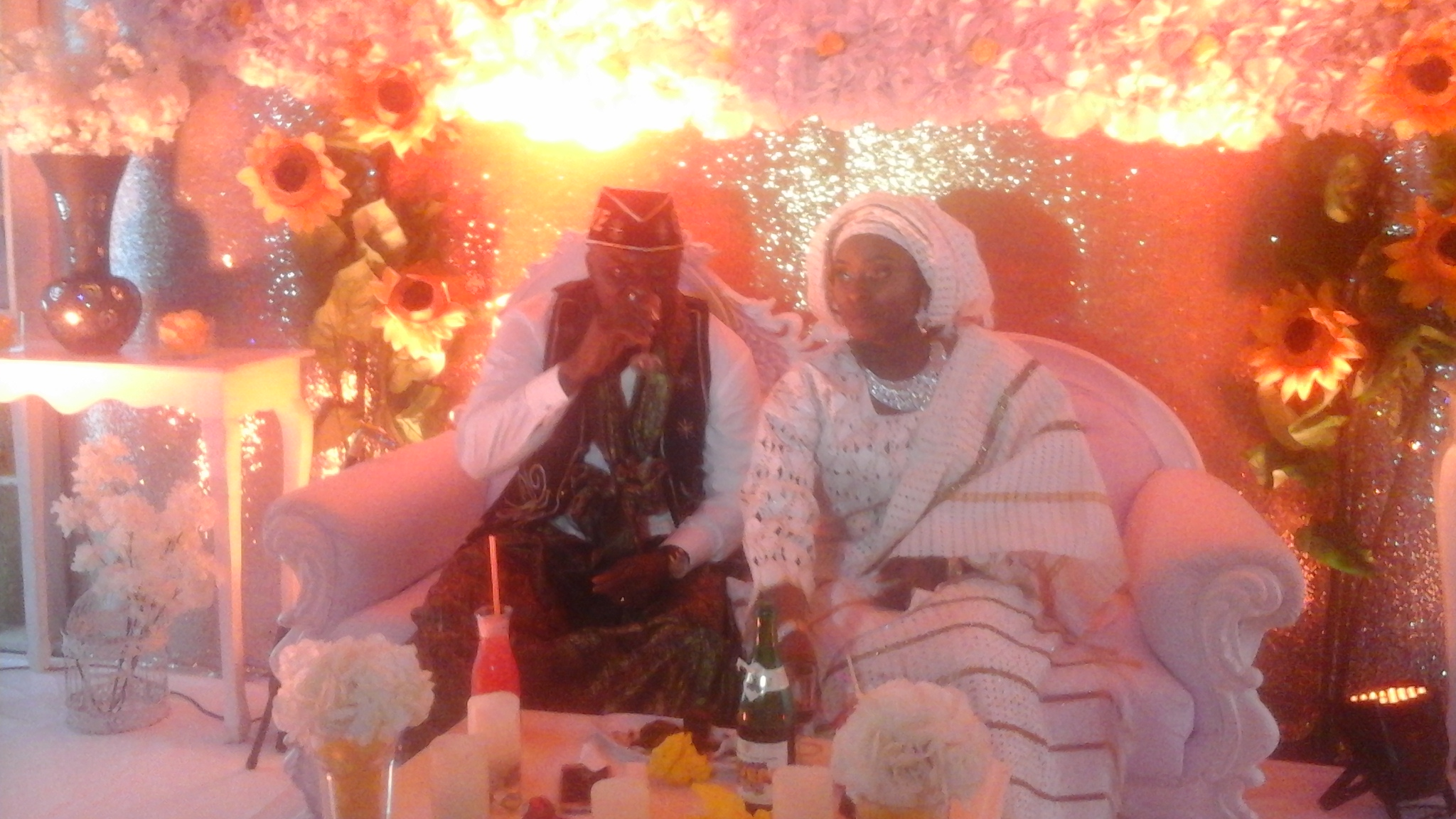 Ex-Flying Eagles Star Marshal Mbre Weds In Lagos