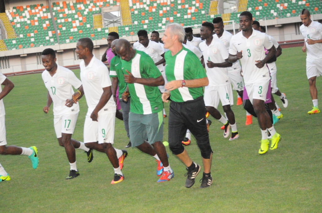 No Win Bonuses For Super Eagles For Tanzania Clash