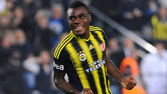 Emenike To Work Under New Coach At Fenerbache