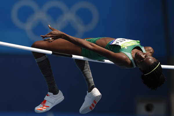 Amata: Nigerian Athletes Still In Rio Not Abandoned