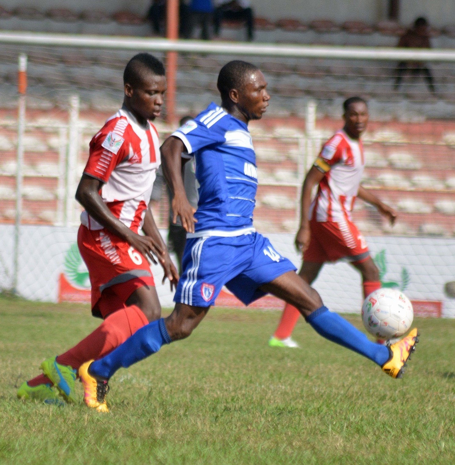 Rivers United Fall At El-Kanemi, Heartland Boost Survival Hopes