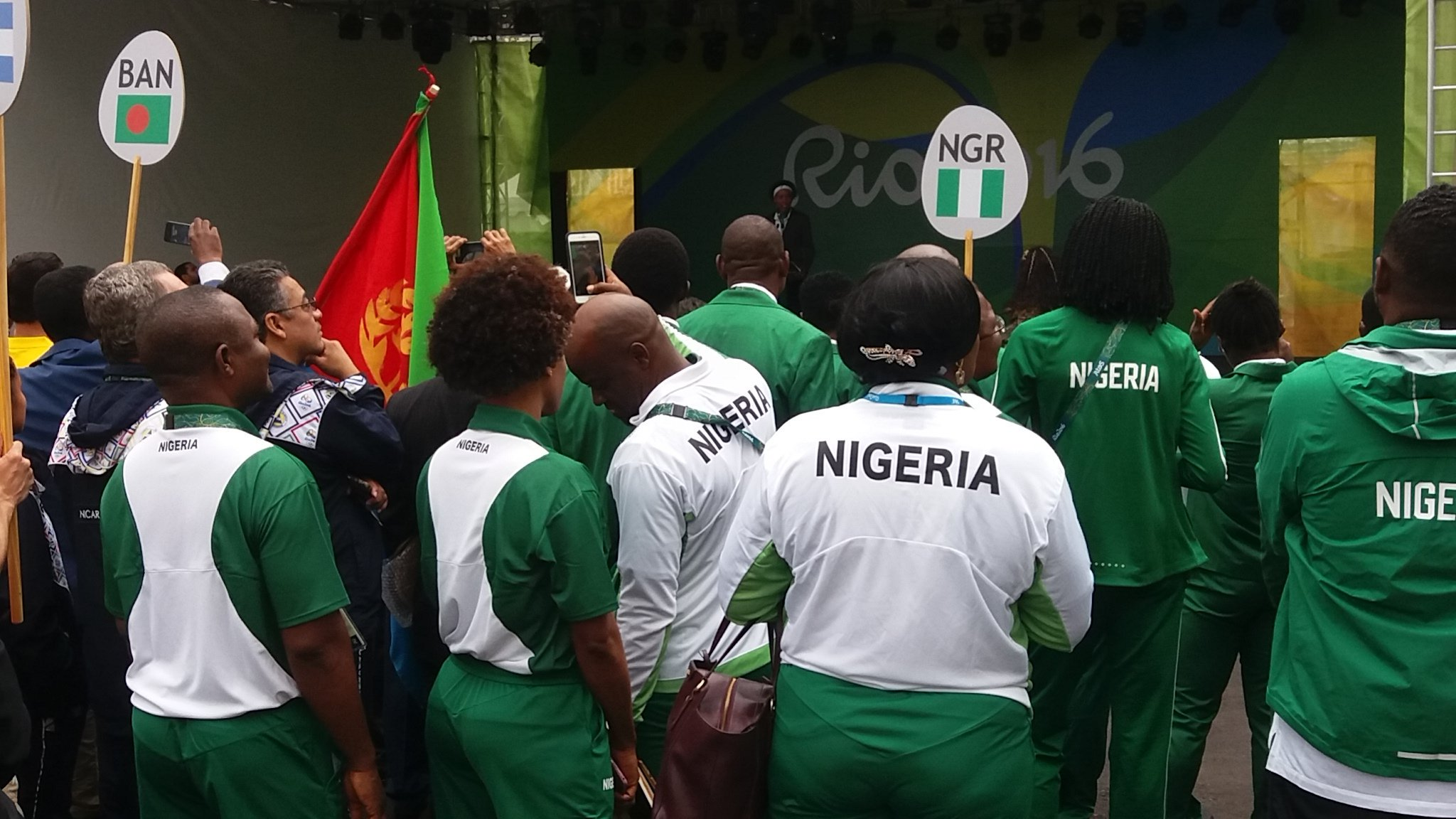 Nigeria Ranked 7th Most Successful African Nation At Olympics
