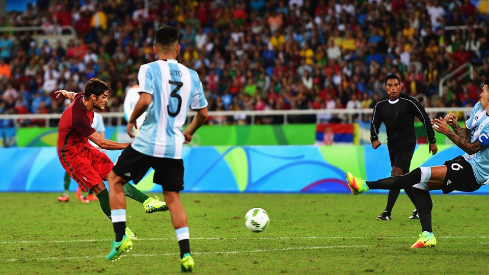 Portugal Stun Argentina In Group D Clash