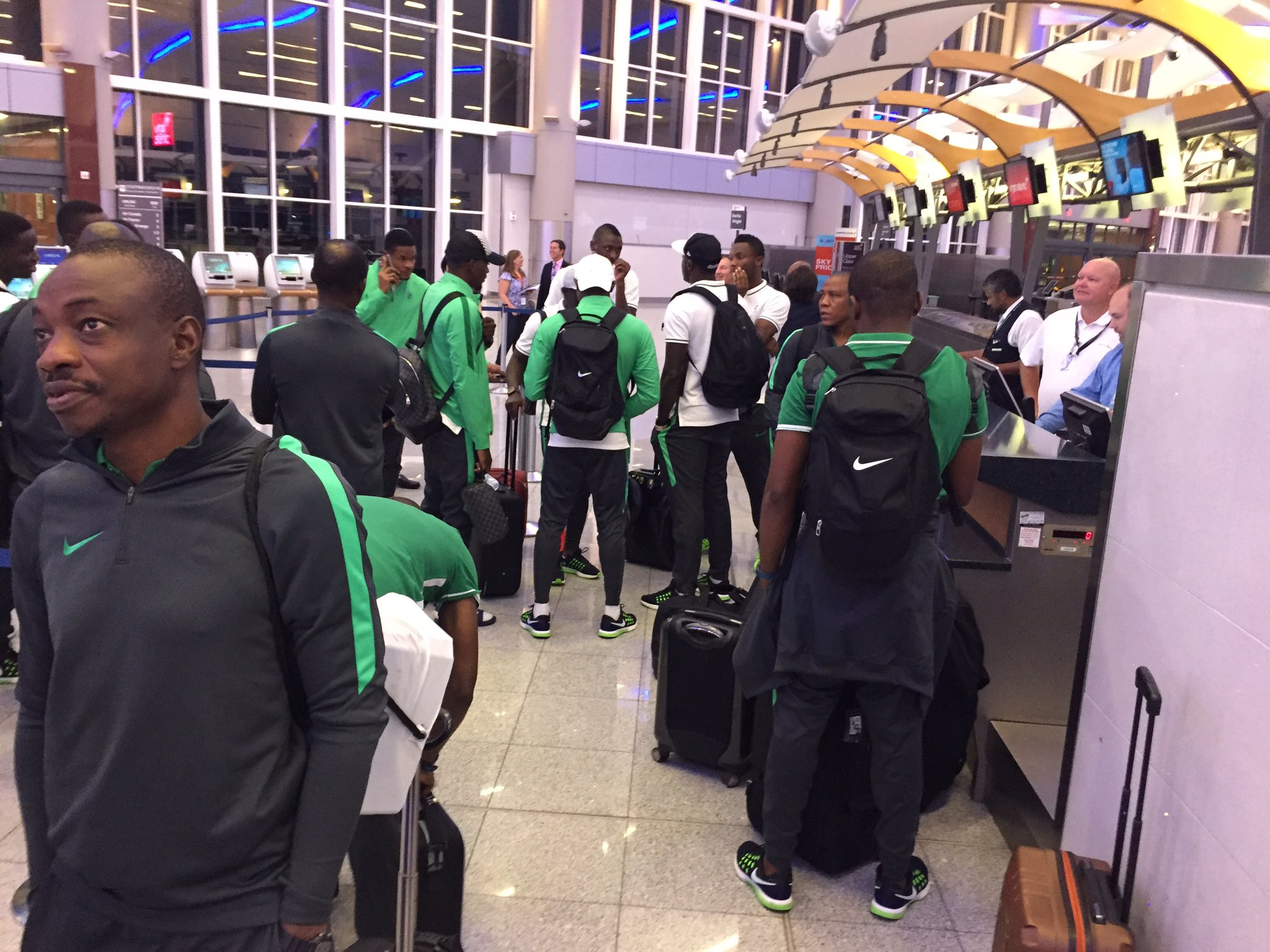 Nigeria Senate To Probe U-23 Eagles Rio Travel Delay