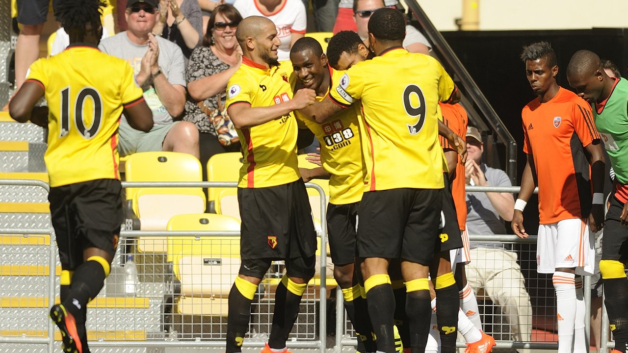 Ighalo Scores, Success Subbed On, Off As Lorient Hold Watford