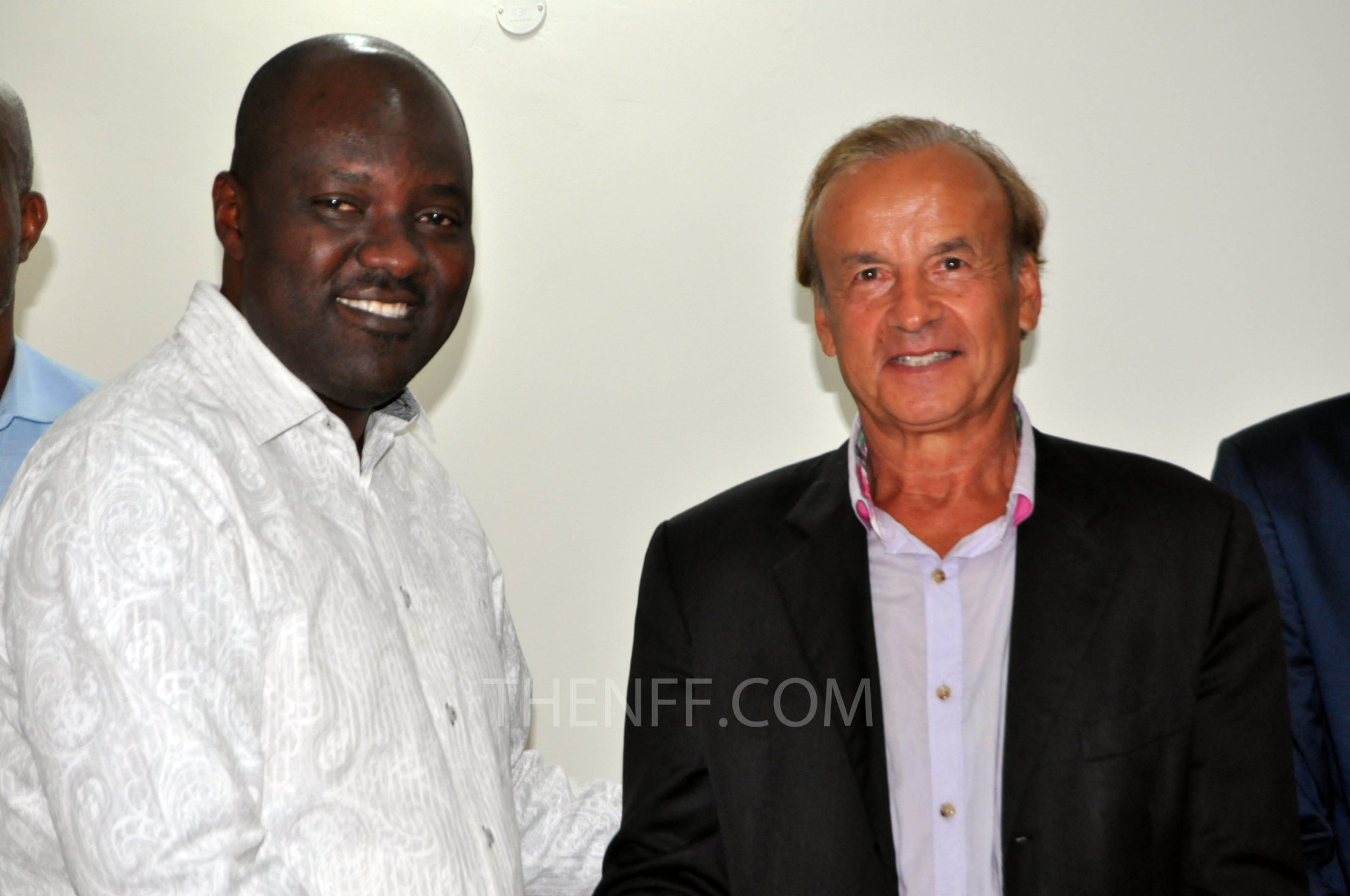 NFF Set To Confirm Rohr As Super Eagles Head Coach