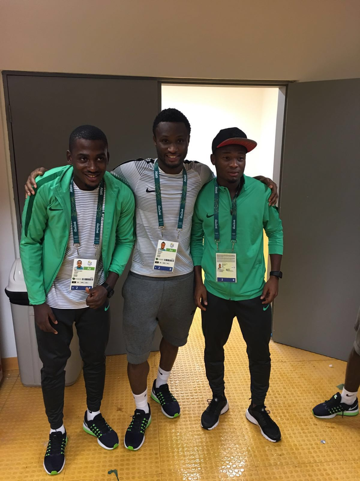 Mikel Backs Olympic Eagles To Beat Denmark, Insists On Rio Gold