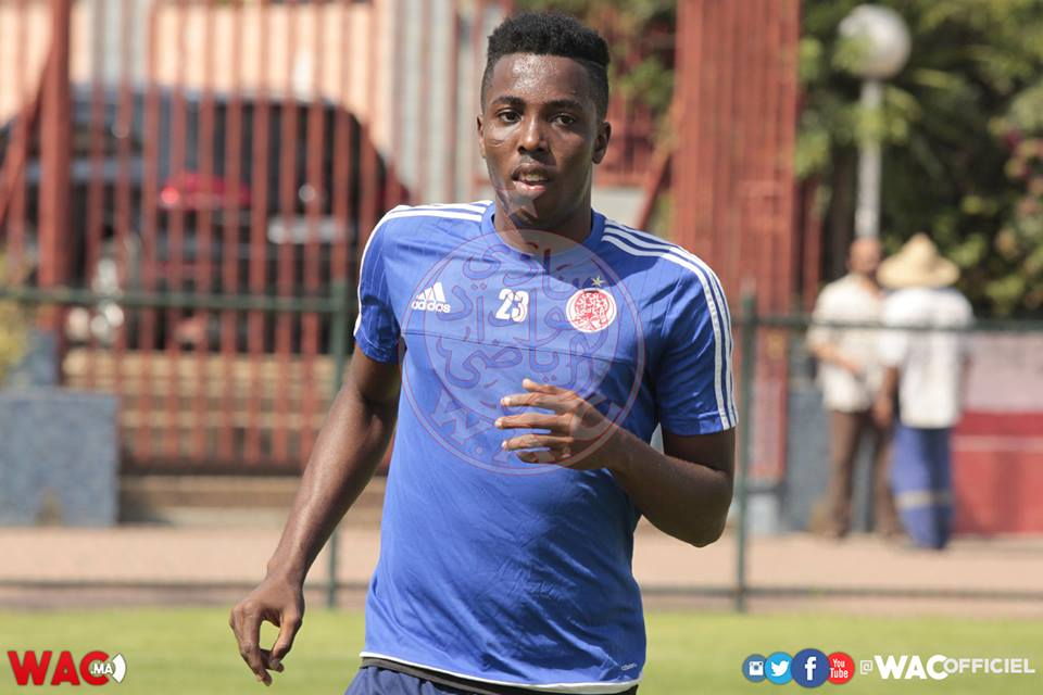 Chikatara Survives Food Poisoning, To Miss Wydad's League Clash