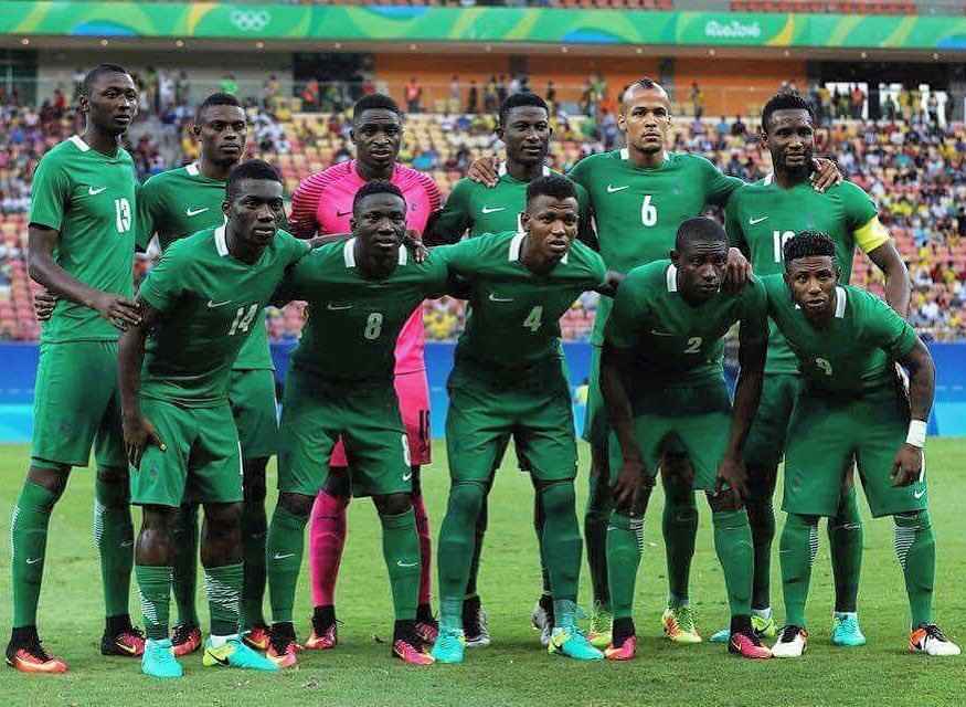 Mohammed: Olympic Eagles Want Gold Like Atlanta '96 Dream Team
