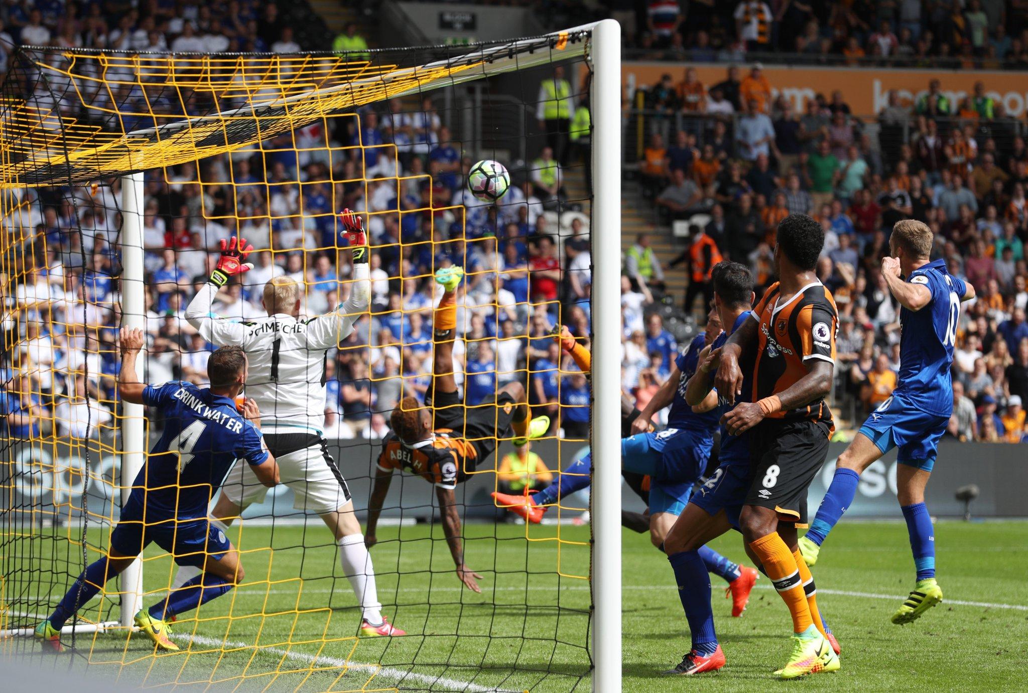 Musa Impressive Despite Leicester's Shock Loss To Hull