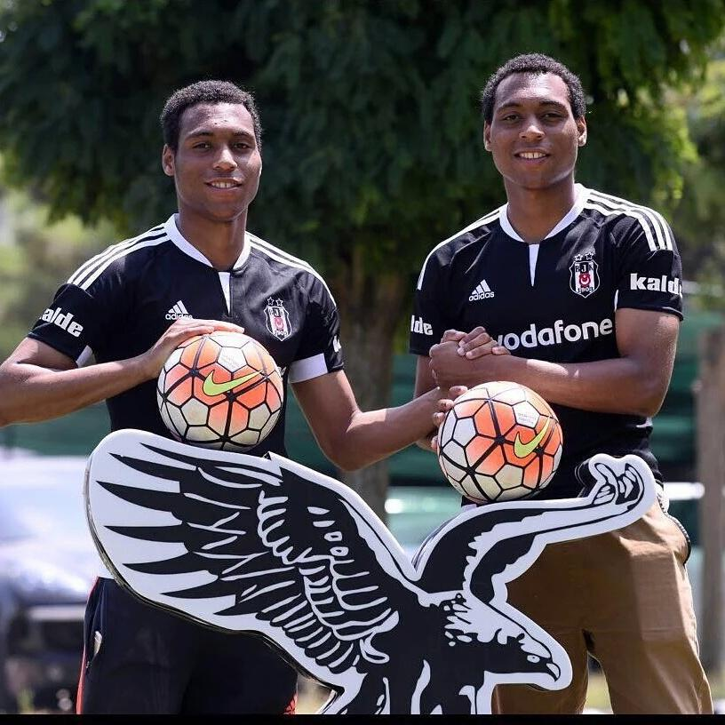 Amokachi Confirms Twin Sons' Moves To Besiktas