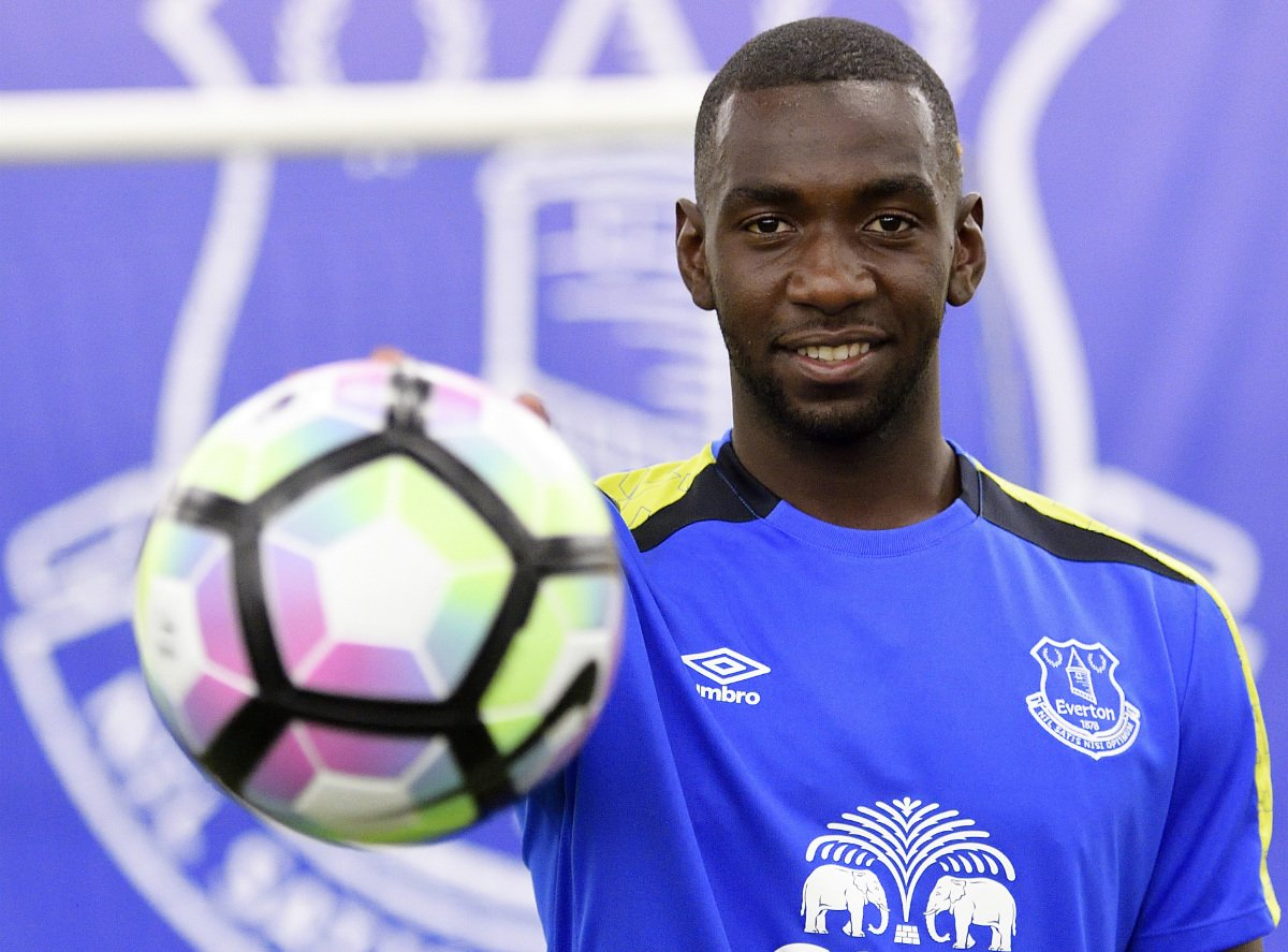 Everton Sign £25m Bolasie From Crystal Palace