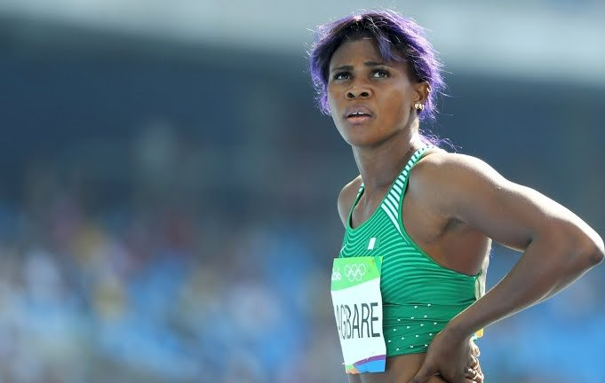 Okagbare Turns To Long Jump At Diamond League