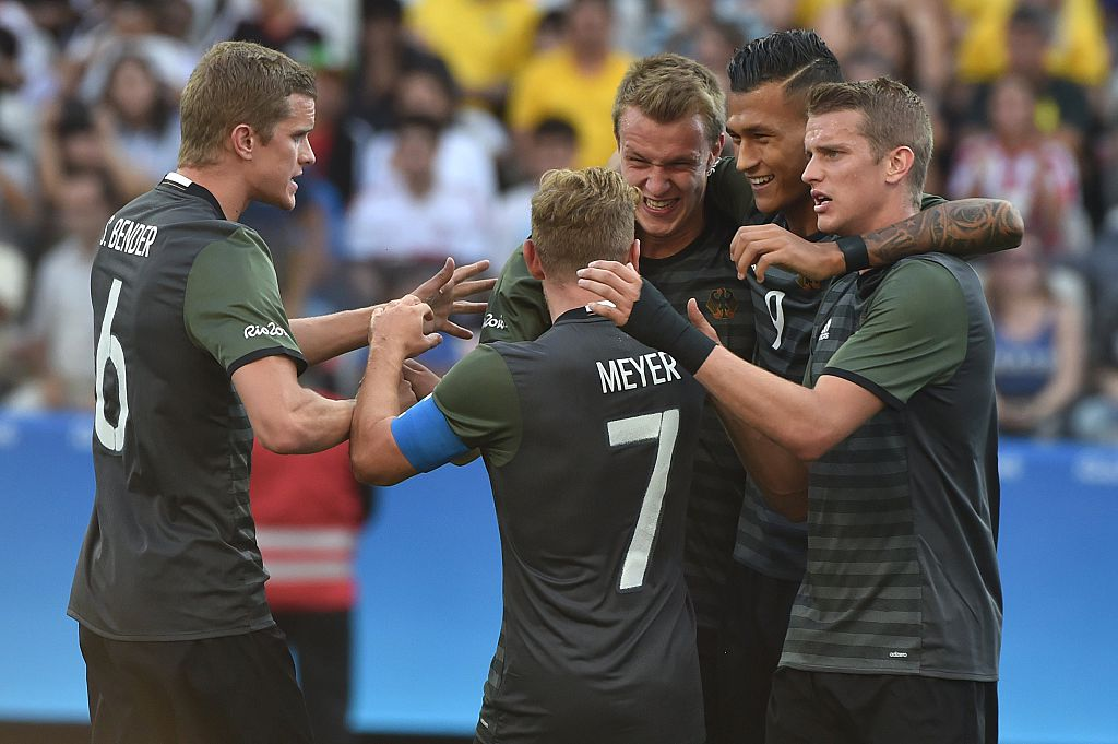 Germany End Olympic Eagles' Rio Gold Dreams