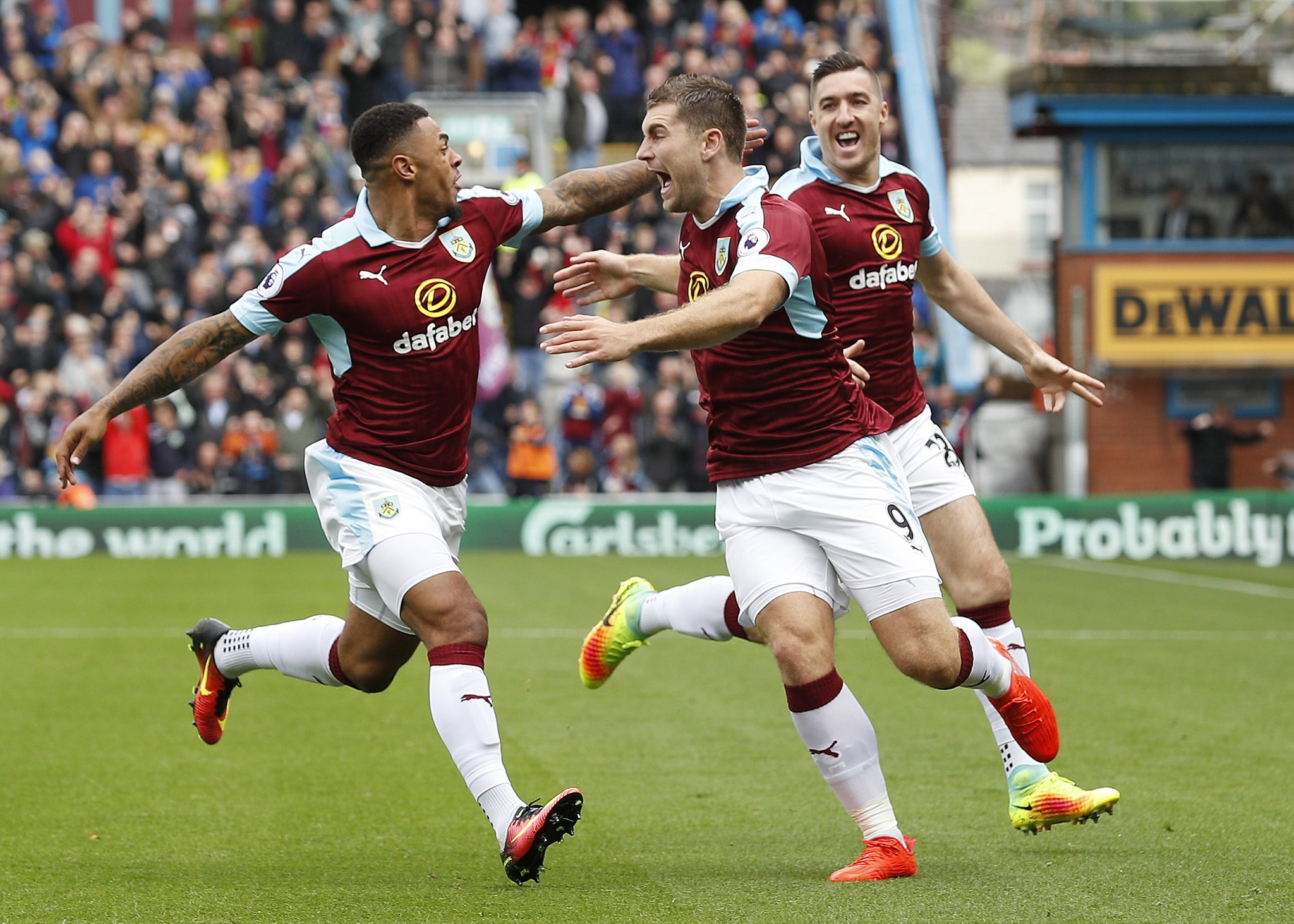 Plucky Burnley Shock Liverpool At Turf Moor