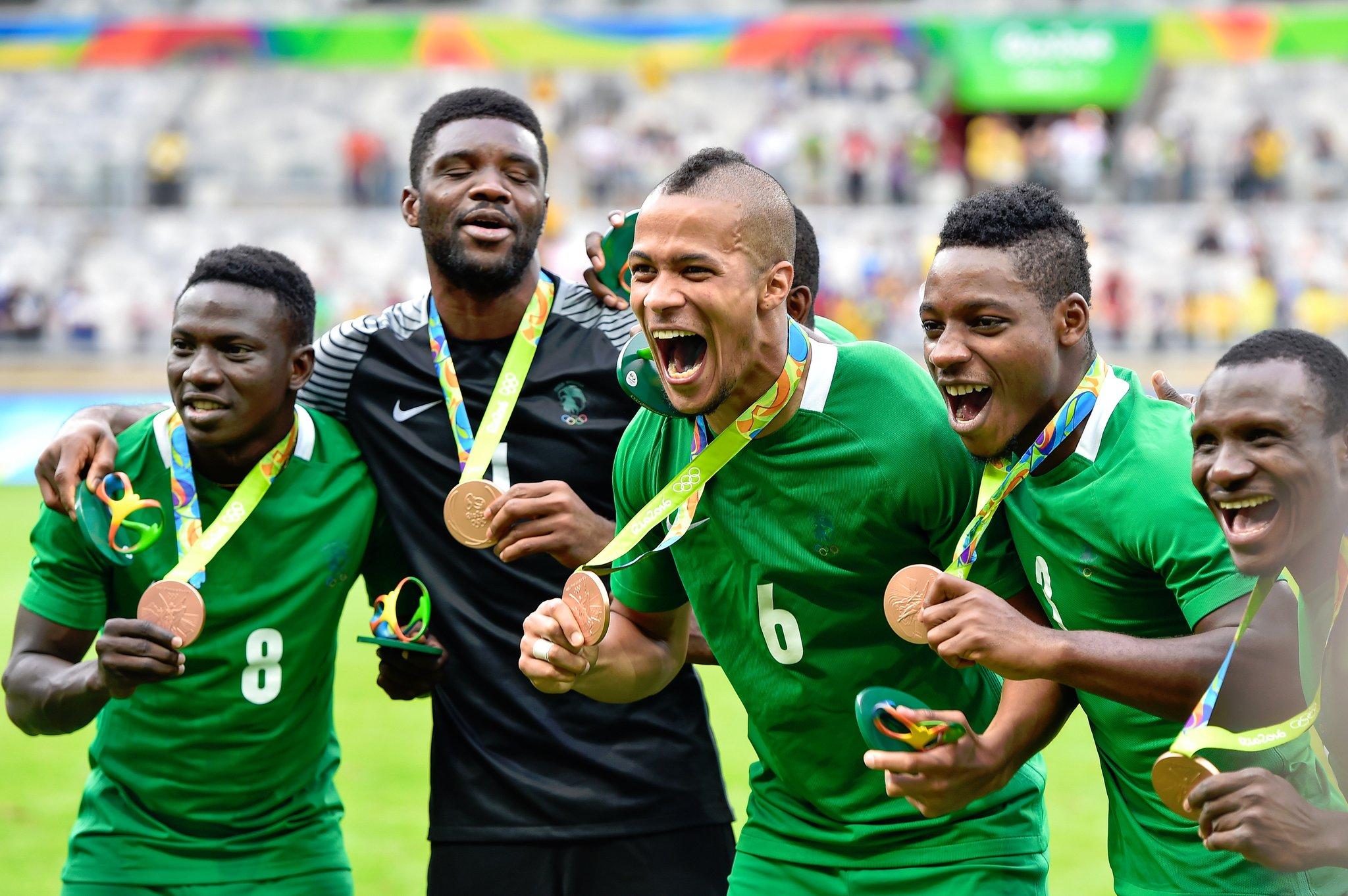 Chippa United Won't Rush Akpeyi After Rio 2016 Duty