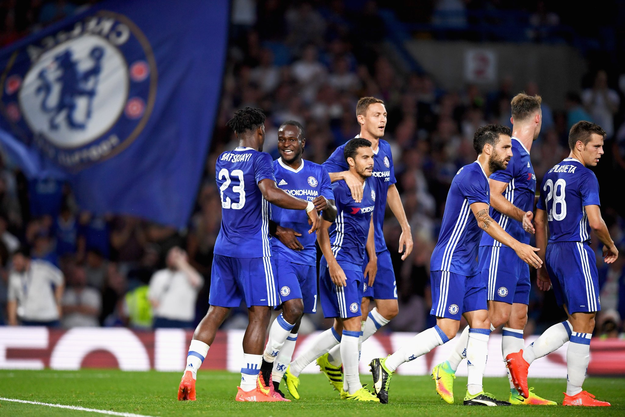 EFL Cup: Chelsea Draw Leicester, Man City Face Swansea