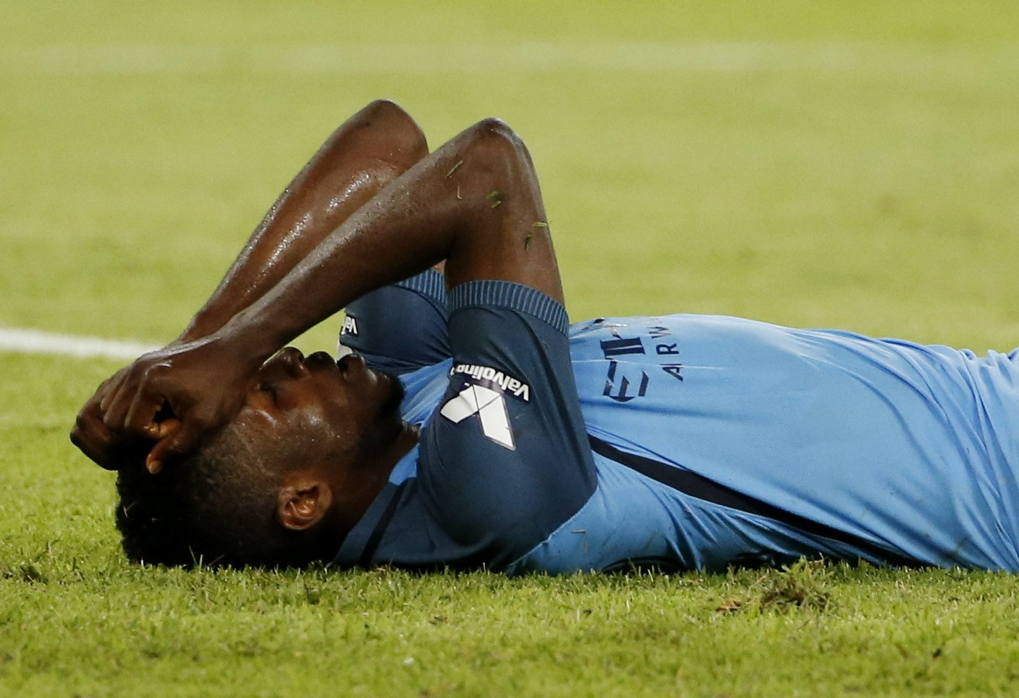 Iheanacho Injured As City Progress, Could Miss Nigeria Vs Tanzania