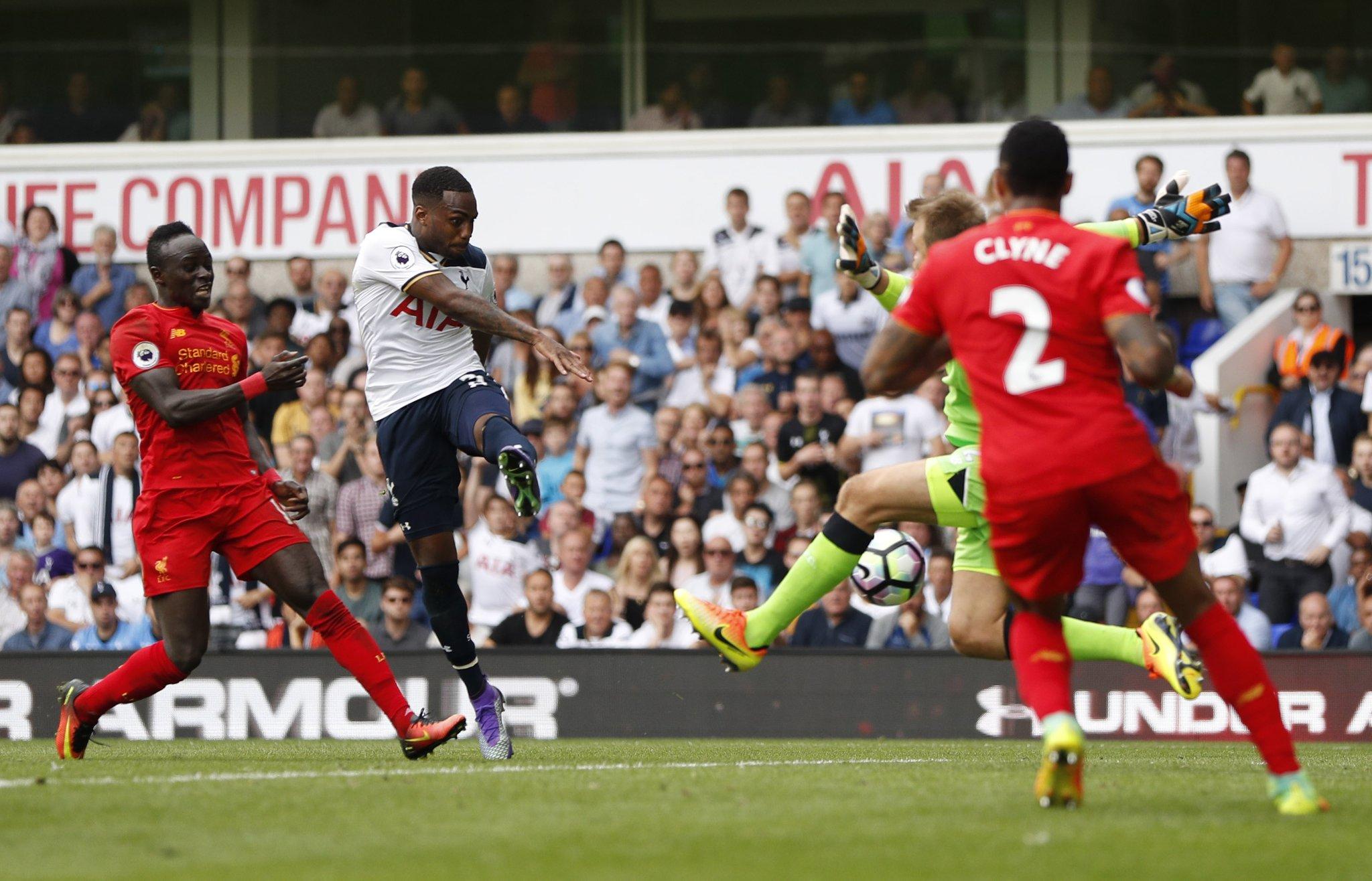 Milner, Rose Score As Tottenham, Liverpool Draw