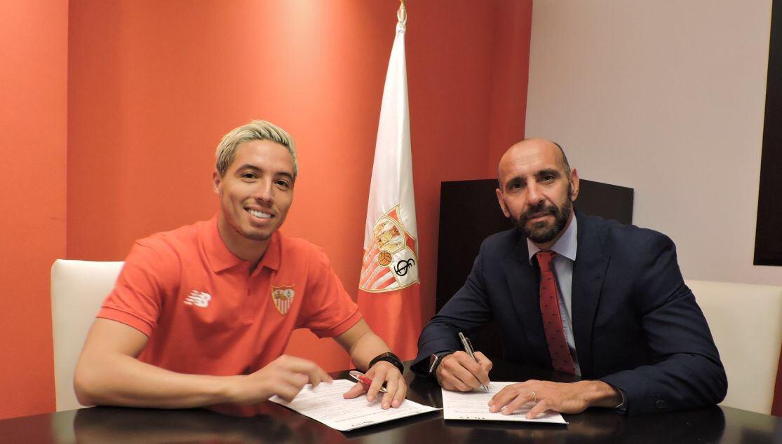 Nasri Joins Sevilla On Loan