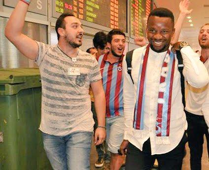 Echiejile Backs Onazi On Trabzonspor Move