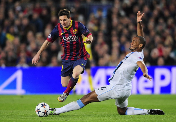 UCL Group Stage: Man City Draw Barca, Arsenal To Face PSG