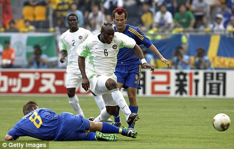 Sweden 2-1 Nigeria! Olympic Eagles Must Defy History To Win On Sunday