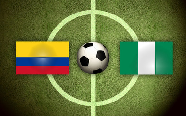 Live:Colombia vs Nigeria (Rio 2016 Olympic Games)