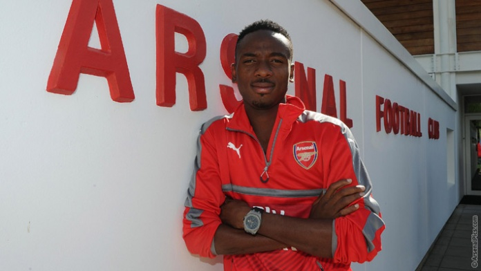 Arsenal Confirm Nwakali Signing, Set For Loan Move
