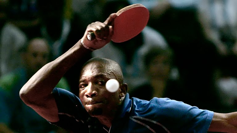 Table Tennis: Toriola Beats Czech's Prokopcov, Faces Japan's Koki In Round 2