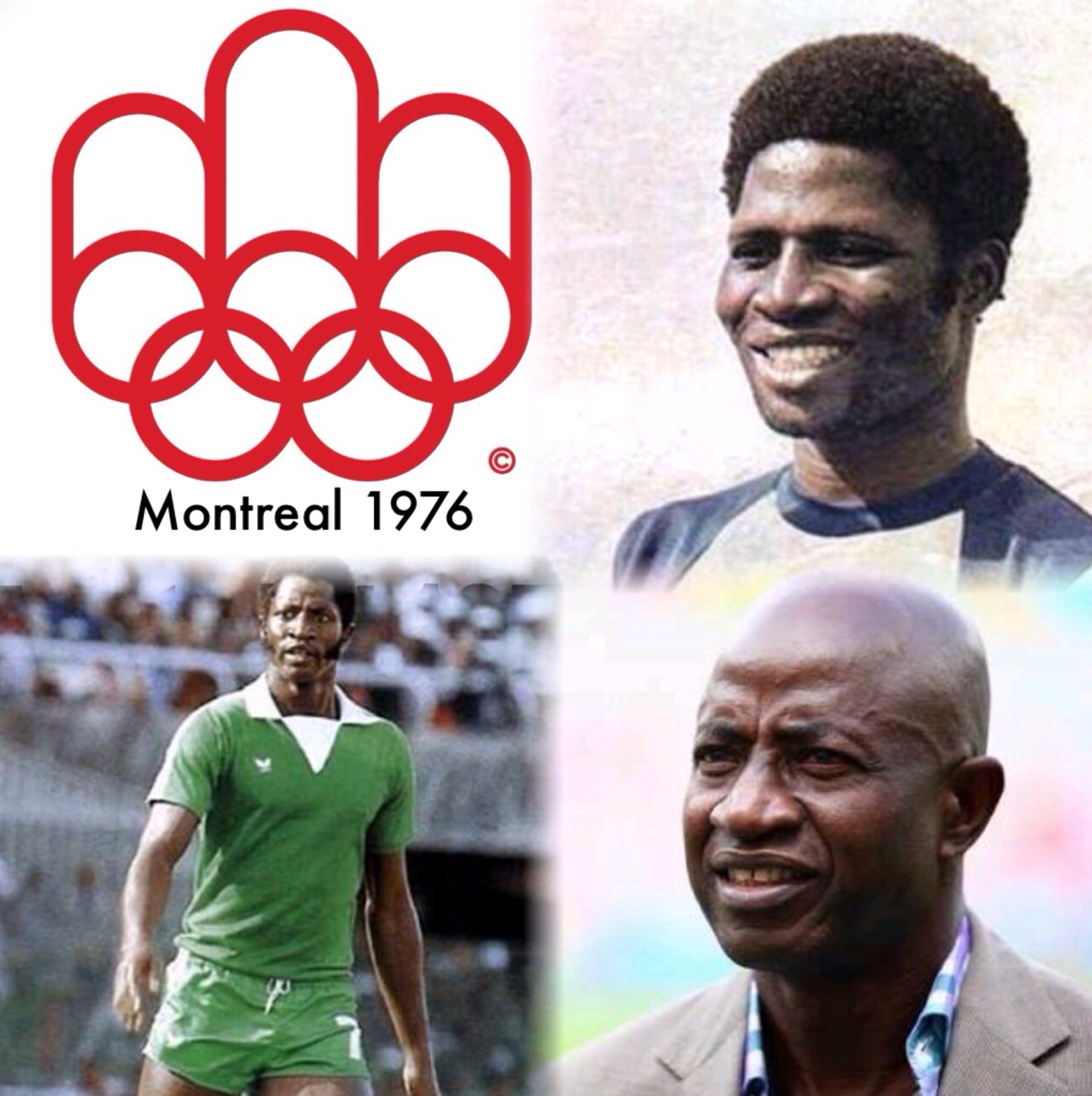 Odegbami: The Olympic Medals I (Never) Won!