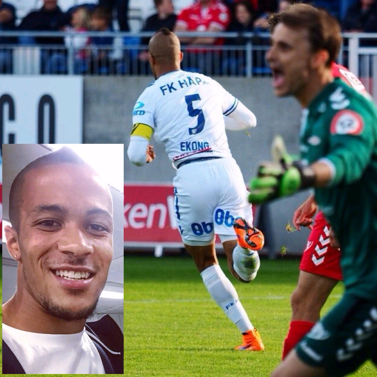 Troost-Ekong Scores In Haugesund Win; Balogun Loses With Mainz