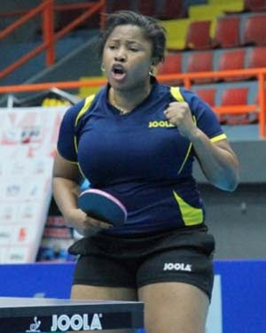 Offiong Follows Oshonaike Out Of Rio 2016 T/Tennis Singles