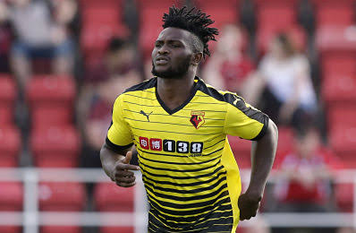 Watford's Isaac Success Ruled Out Of Southampton Clash