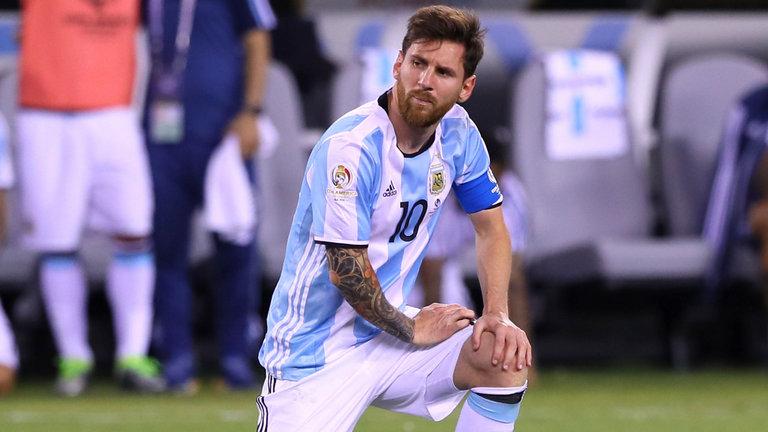 Messi Makes Argentina U-Turn, Calls Off Retirement