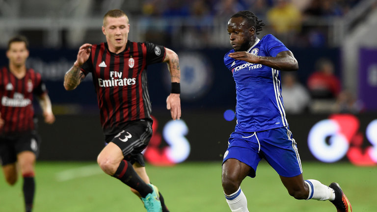 Moses Vows To Score More Goals For Chelsea