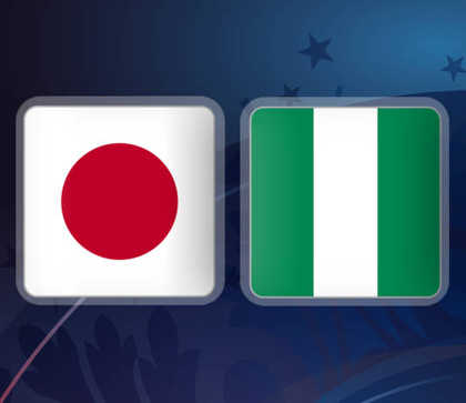 Rio 2016, Nigeria vs Japan