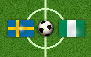 Sweden v Nigeria