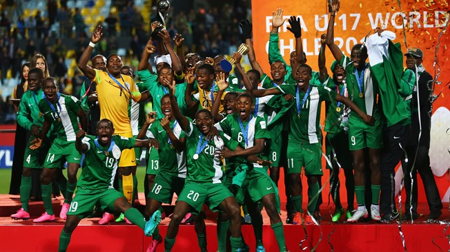 Rio 2016: Nigeria's Scorecard At FIFA Tournaments In South America