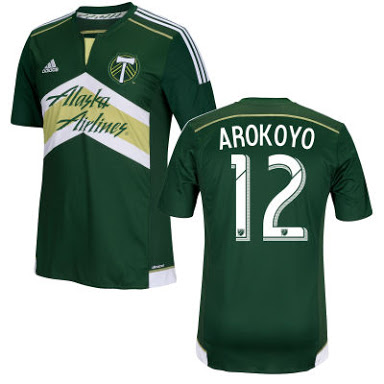 "Arokoyo Eager For Timbers Debut, Hails ""Brother"" Adi"
