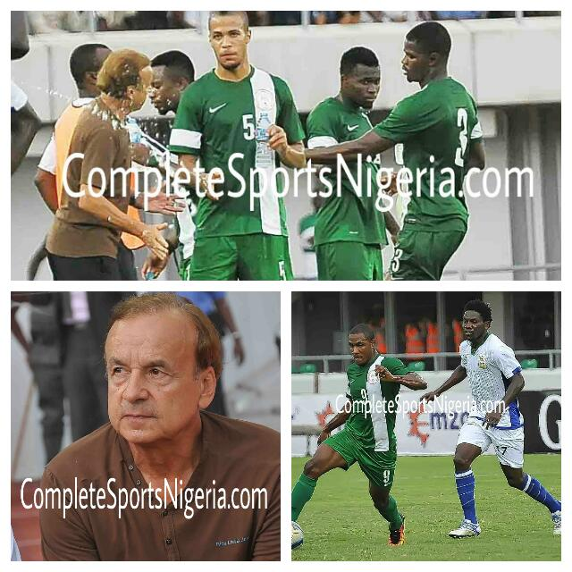 Rohr: Why Super Eagles Beat Tanzania By Just One Goal