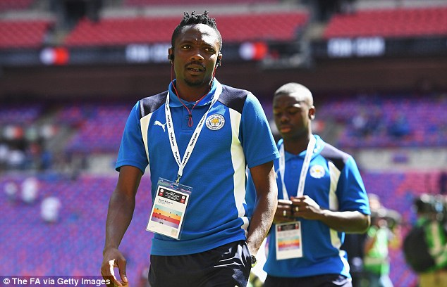 Musa: I'll Adapt To Premier League; Kanu Is My Role Model