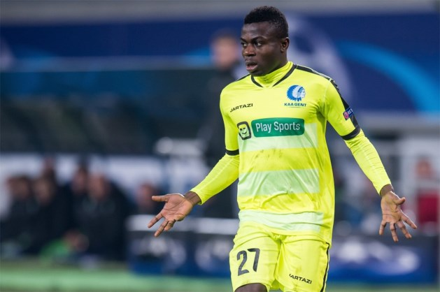 Europa League: Moses Simon Submits To God Ahead Gent Vs Shakhtar