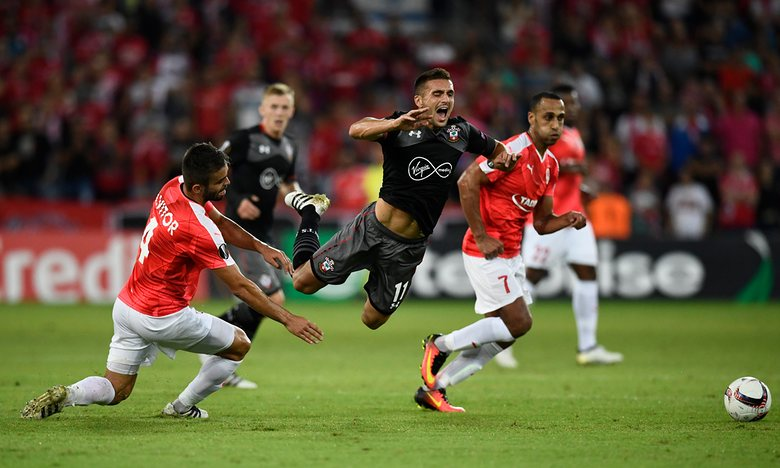 Europa: Ogu, Nwakaeme Start In Hapoel, Southampton Draw; Echiejile, Ibrahim Benched