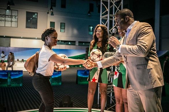 7. Heineken UCL KickOff