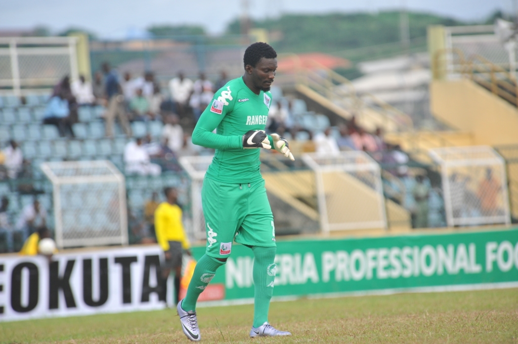 Ghanaian Keeper Bonsu: I Love Rangers But I Could Leave