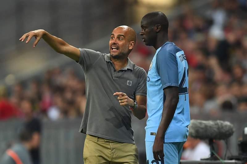 Guardiola Demands Yaya Toure Apology, Targets EFL Trophy