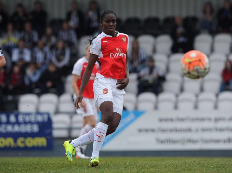 Oshoala Can't Save Arsenal Ladies From Man City Defeat