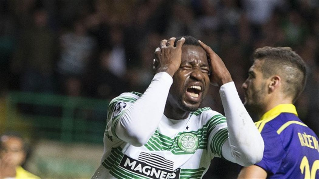 Efe Ambrose Dropped From Celtic's UCL Squad