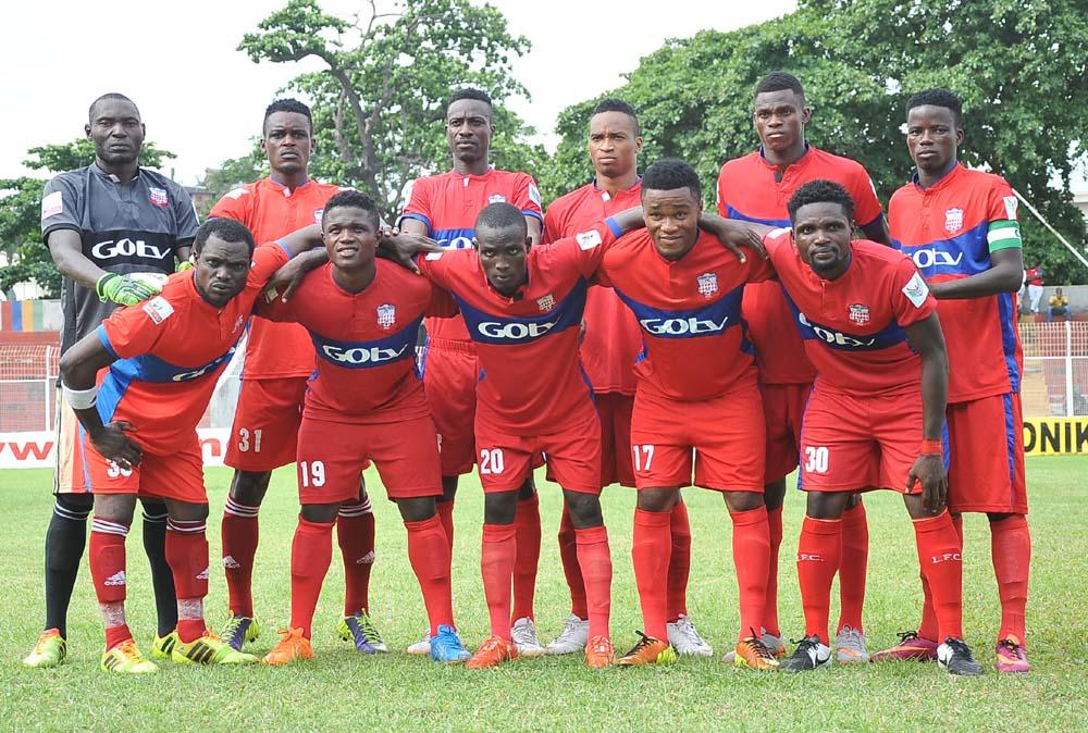 Ikorodu United's Okoyoh: We'll Beat Rangers Like Pillars, Enyimba